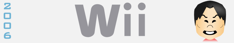 A banner showing Nintendo Wii